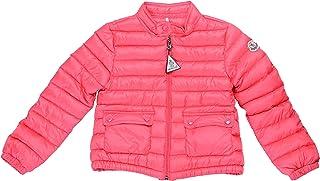 Moncler Kid's LANS Pink Down Light Parka Jacket Moncler Size 6A US 6 Years