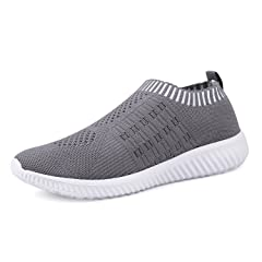 ade8bf4013e DMGYDAF Women s Lightweight Walking Athletic Shoes Breathable .