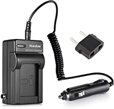 Kastar Battery Charger for JVC Everio GZ-MG630U, GZ-MG630AU, GZ-MG630RU, GZ-MG630SU Camcorders and JVC BN-VF808, BN-VF808U, BN-VF815, BN-VF815U,BN-VF823, BN-VF823U Batteries