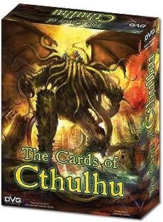 Dan Verssen Games DVG: Cards of Cthulhu Card Game