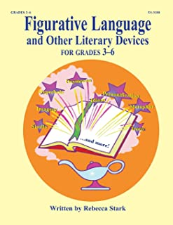 Figurative Language and Other Literary Devices: Grades 3-6