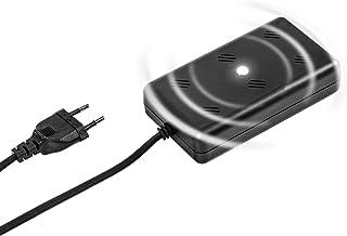 Garten Carport CrazyFire Marderschreck Auto Marderschutz Marderabwehr Marderfrei mit Ultraschall Wechselfrequenz und LED Blitzlichtfunktion Batteriebetrieben 3 in 1 Netzteil f/ür Haus Lagerhaus