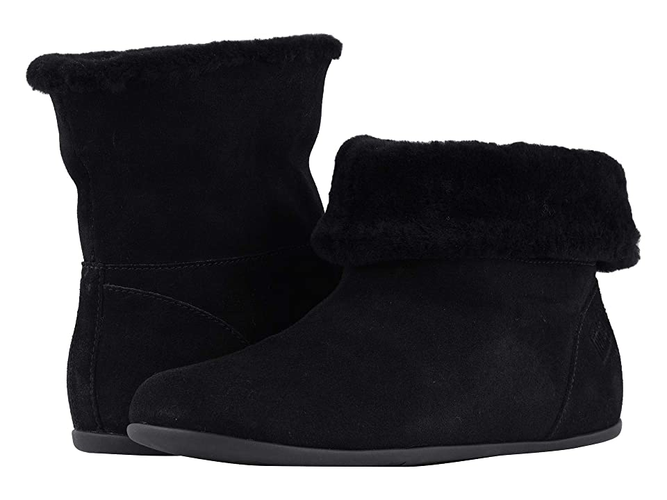 aeab3225a8 FitFlop Sarah (Black) Women s Boots