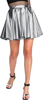 Best silver grey skirt Reviews
