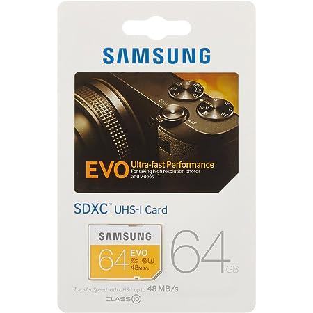 Samsung Speicherkarte Sdxc 64gb Gb Evo Uhs I Grade 1 Computer Zubehör
