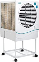 Symphony Jumbo 70 Desert Air Cooler 70-litres, with Trolley, Powerful Fan, 3-Side Cooling Pads, Whisper-Quiet Performance...