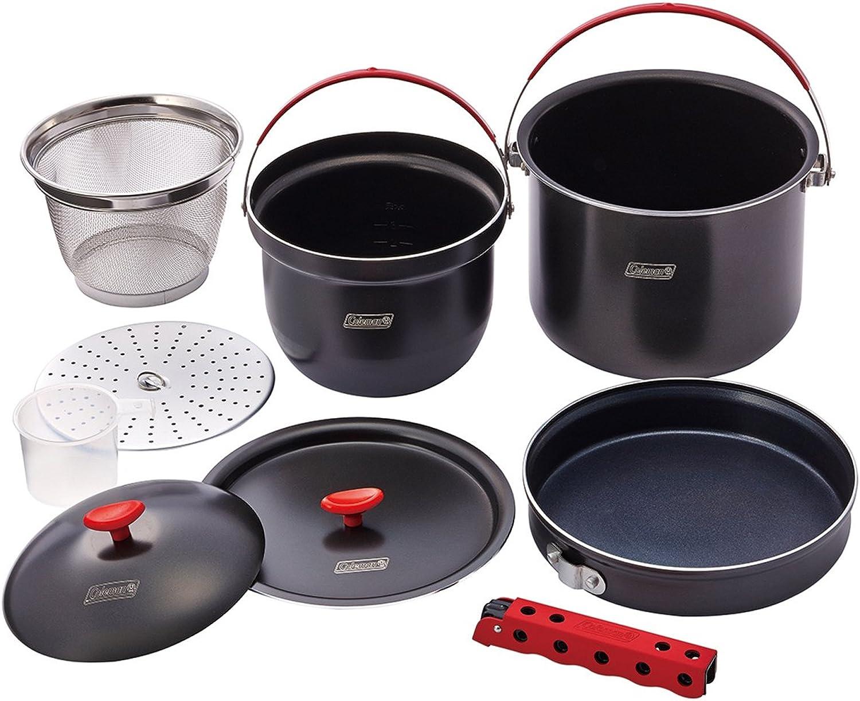 Coleman aluminum cooker combo 2000026764