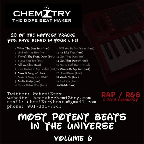 Kill em Slow (Inst ) by Chemiztry - the Dope Beat Maker on