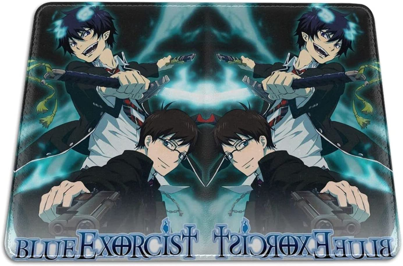 Blue Exorcist 5% OFF Translated Anime Passport Cover With Card Holder Slots Wallet