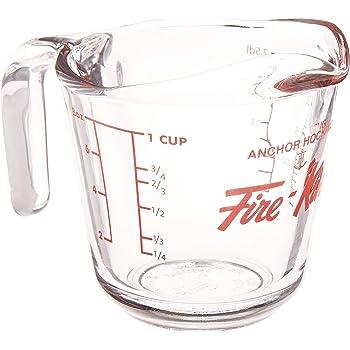 アンカーホッキング ファイヤーキング メジャリングカップ 250ml H496/2615L13