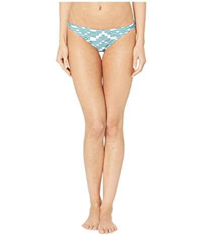 Kate Spade New York Zigzag Weave Classic Bottoms (Harbor Blue) Women