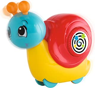 Simba Abc Press' n Go Snail, Multi-Colour