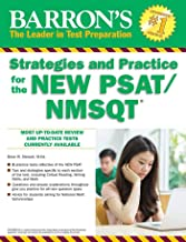 Barron's Strategies and Practice for the NEW PSAT/NMSQT (Barron's Strategies..