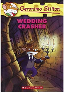 Wedding Crasher: 28 by Geronimo Stilton - Paperback
