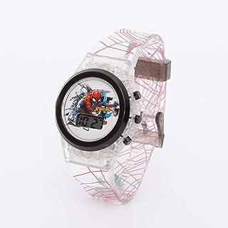 Marvel Spiderman Boys Strap Led Digital Wristwatch - TRHA5818