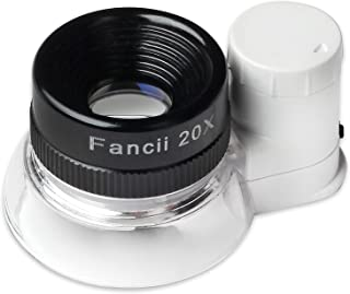 Best 20x jewelers loupe Reviews