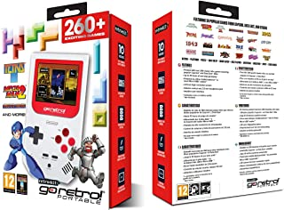 Go Retro! Portable (Electronic Games)