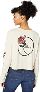 Women's Thorns Long Sleeve Boyfriend T-Shirt