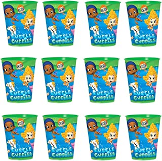 BirthdayExpress Bubble Guppies Favor Cup 12Pk