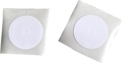 YARONGTECH-50pcs MIFARE Classic 1K Dia 25mm adhesive RFID Sticker NFC tag