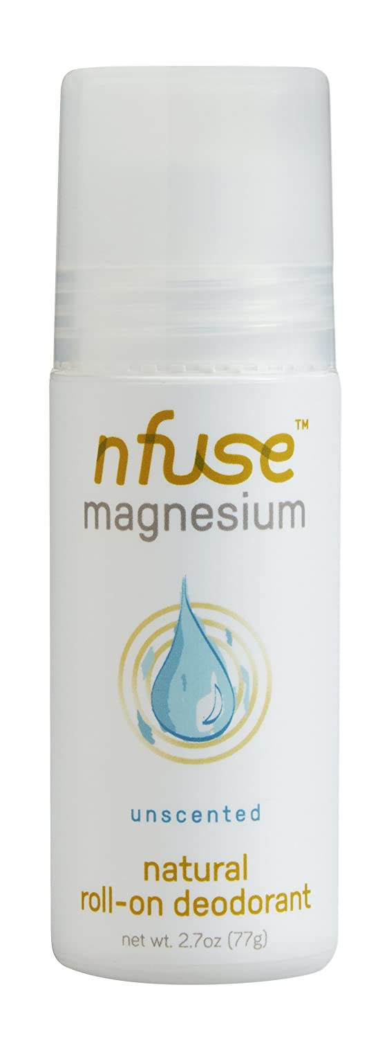 nfuse Natural Magnesium Roll-on Deodorant - Patented D Fresno Mall Special Campaign
