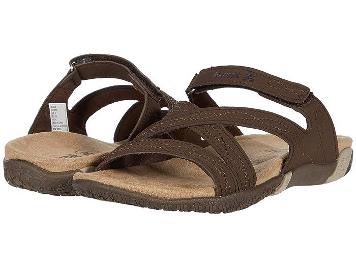 Kamik  Balta (Brown) Womens Shoes