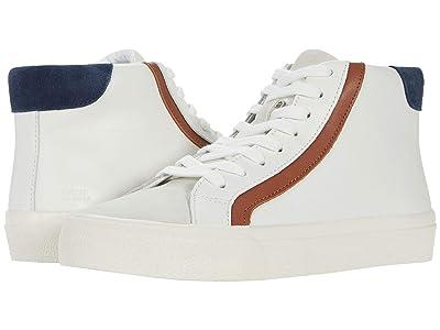 Madewell Sidewalk High-Top Sneaker in Color-Block (Gossamer Grey Multi) Women