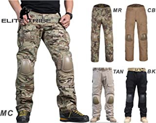 "fantasia militare /""Splittertarn/"" BDU US Pantaloni da ranger"