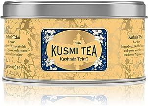 (KUSMI TEA) クスミティー カシミール チャイ 125g缶 [正規輸入品]
