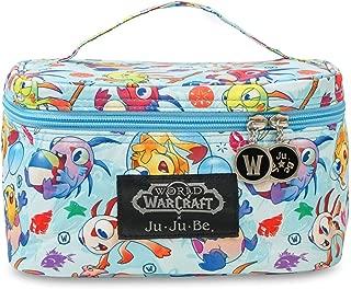 Ju Ju Be  Be Ready Makeup Bag March of Murlocs Collection