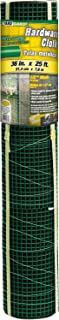 YARDGARD 308259B Fence, Height-36 Inches x Length-25 Ft, Color - Green