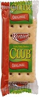 Club Crackers 2-Count, -Ounce Packages (Pack of 300)