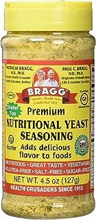 Bragg Nutritional Yeast Seasoning, Premium