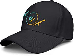 Skyed Apparel Mens Women Counter-Strike-Global-Offensive-Csgo- Cap Printed Hats Running Baseball Caps
