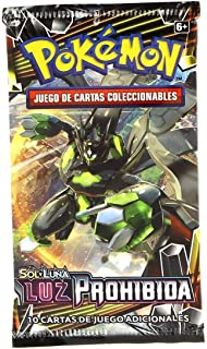 Pokemon JCC - Cartas Sol y Luna: Luz Prohibida, Español
