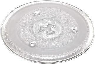 AllRight Plaque Tournante pour Micro-Ondes 27 CM Plaque Micro-Ondes Plaque De Verre Plaque Tournante Remplacement Plateau ...