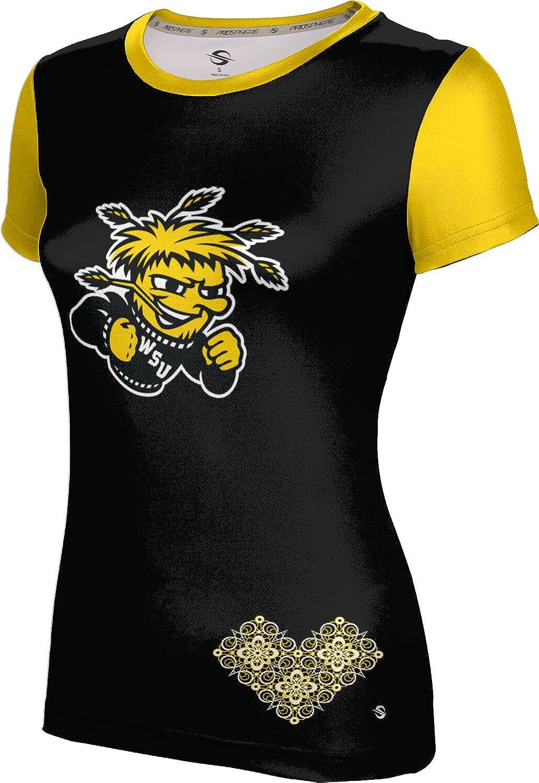 ProSphere Wichita State University Girls' Performance T-Shirt (Foxy)
