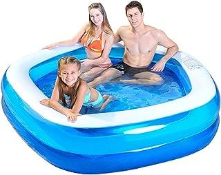 Jilong Pentagon Inflatable Family Pool, 79