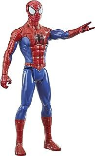 Marvel Figurine d'action Spider-Man Titan Hero Series Spider-Man à l'échelle de 30,5 cm, Jouet pour Enfants à partir de 4 Ans