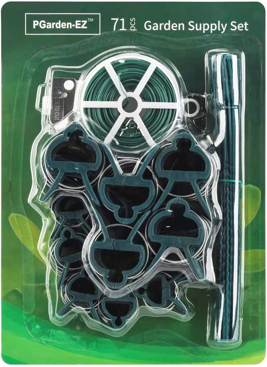 71 Pcs Garden Organizing Set for Limited time Max 83% OFF cheap sale Climbing Plants 50 Plan