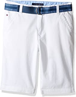 Boys' Chester Flat-Front Short