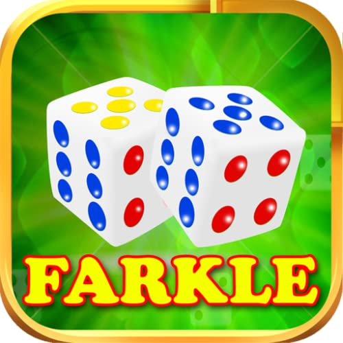 『Farkle Blitz Pro HD – 10000 Dice Addict with Friends Buddies App』の1枚目の画像