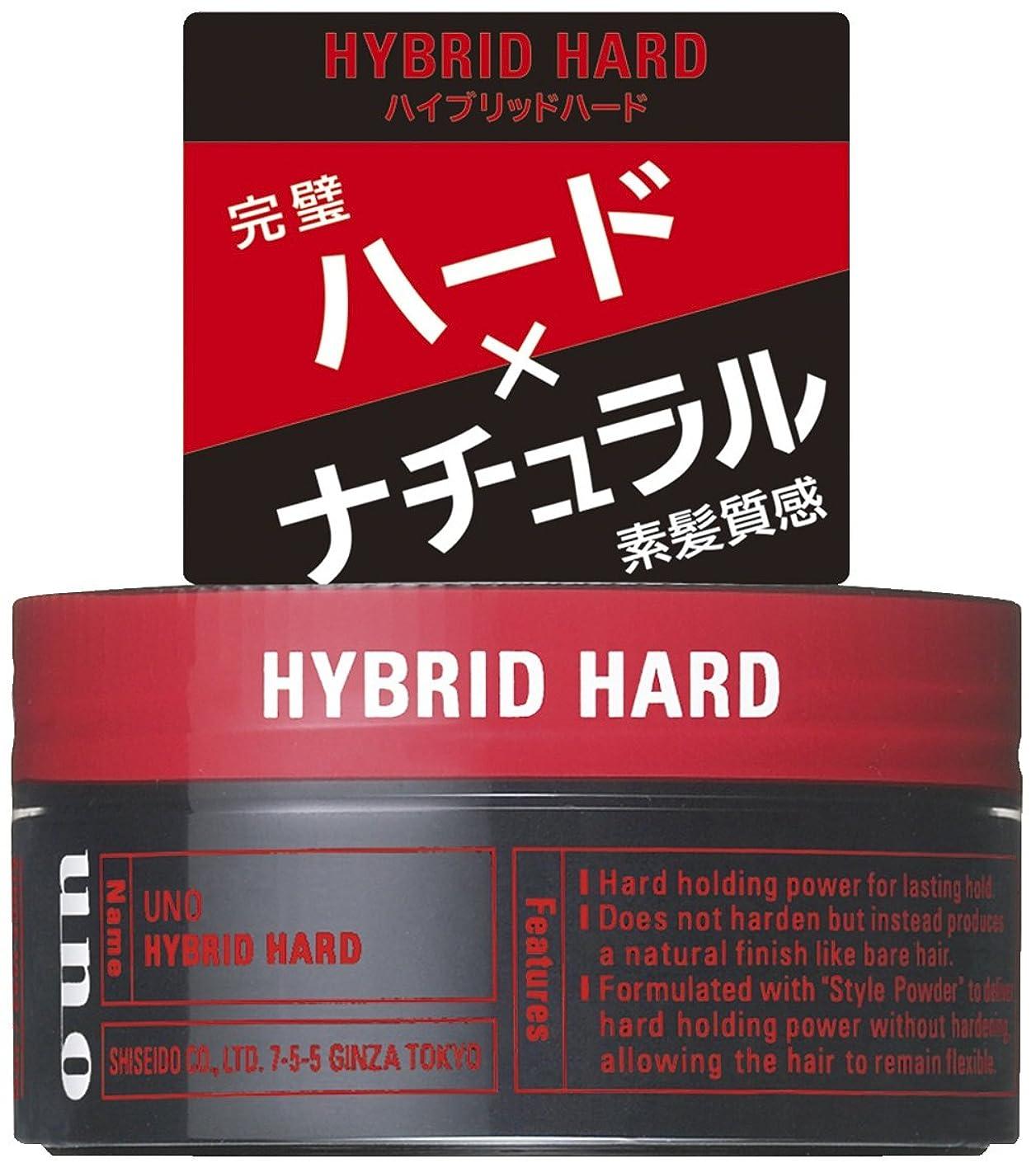 削減マサッチョ酸化物ウーノ ハイブリッドハード 80g ワックス