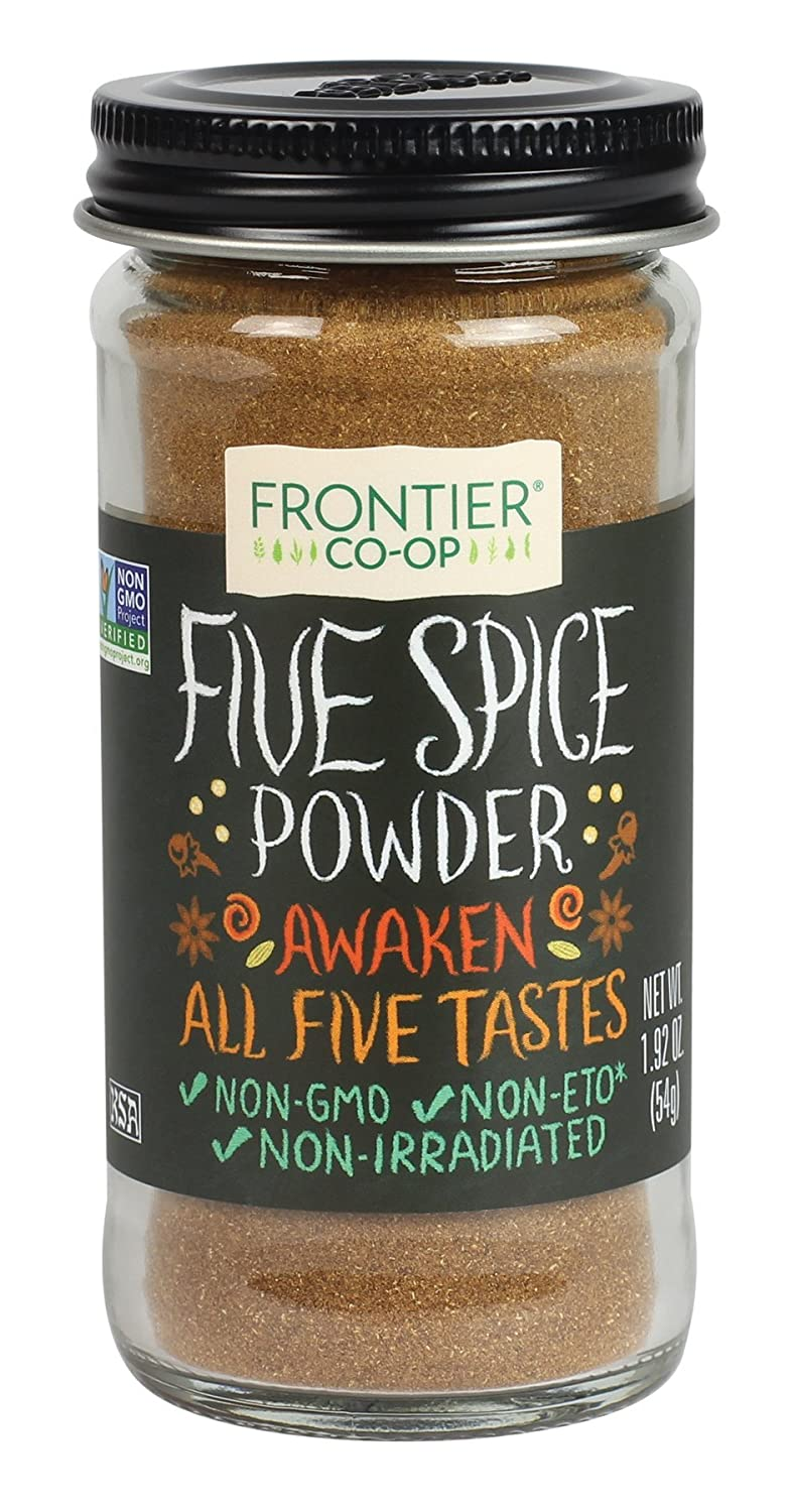 Frontier At the price Five Overseas parallel import regular item Spice 1.92-Ounce Powder Bottle