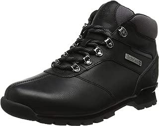 Mens Splitrock 2 Leather Textile Boots