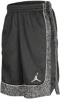 Jordan Nike Boys' Elephants Print Dri-Fit Basketball Shorts