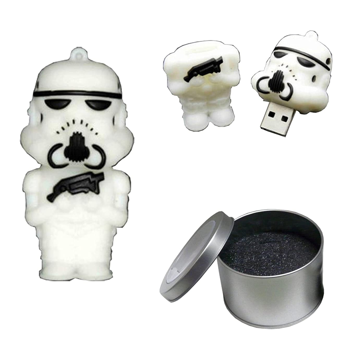 Cool 16GB 32GB USB Port Mini Flash Storage Drive Collection Many Styles Metal For Home Car Kids Adults Fun