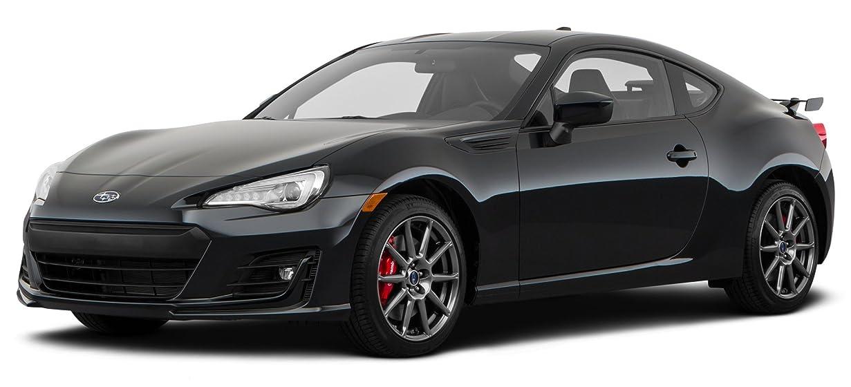 New 2017 Subaru Brz Limited Automatic