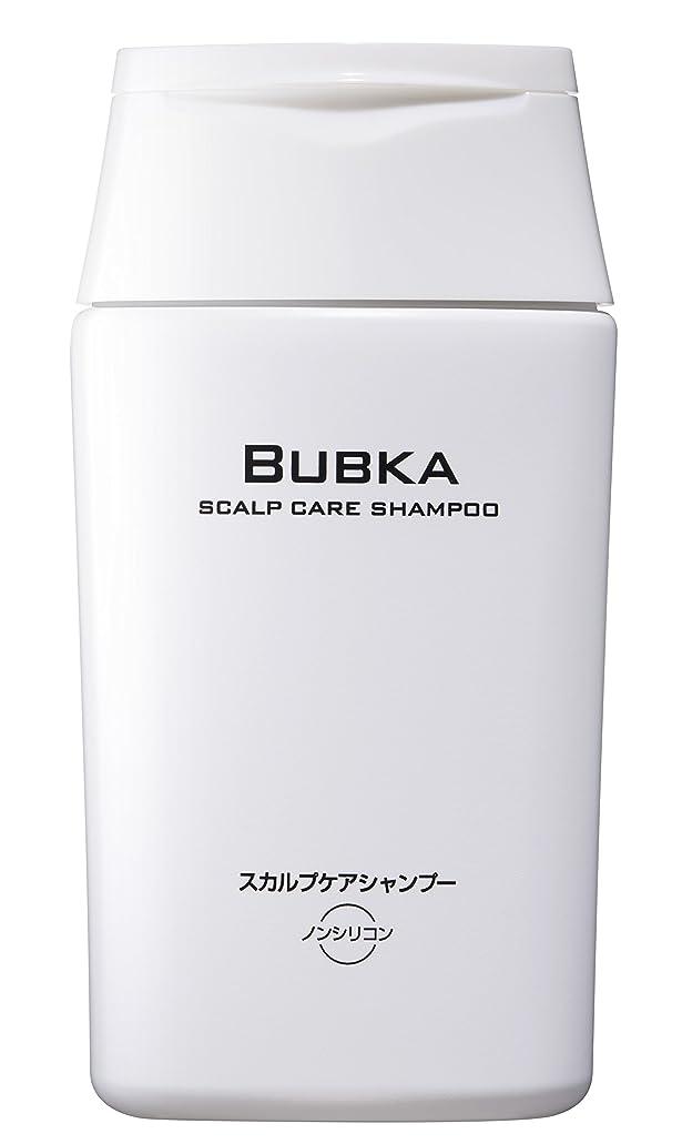 仕立て屋変わる下に向けます【 BUBKA ブブカ 】 NEW スカルプケアシャンプー 200ml (乳酸菌配合) (ノンシリコンシャンプー) (オールインワン)