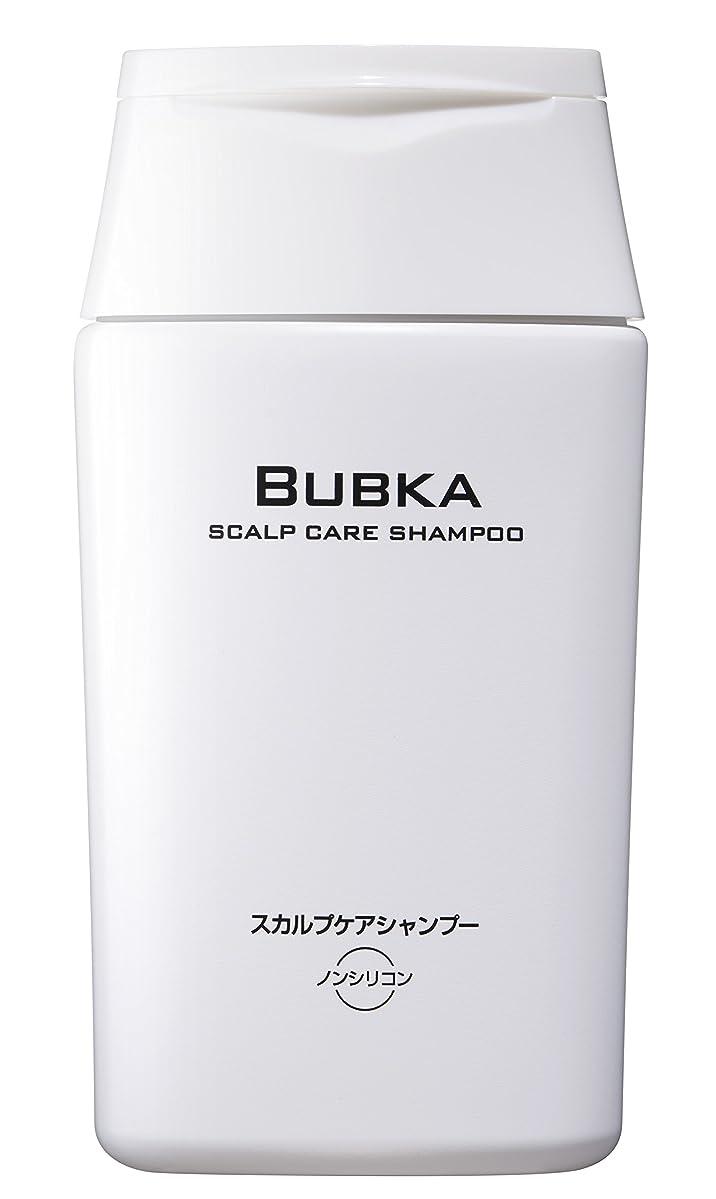 クロニクル販売計画くつろぎ【 BUBKA ブブカ 】 NEW スカルプケア シャンプー 200ml (乳酸菌配合) (ノンシリコンシャンプー) (オールインワン)